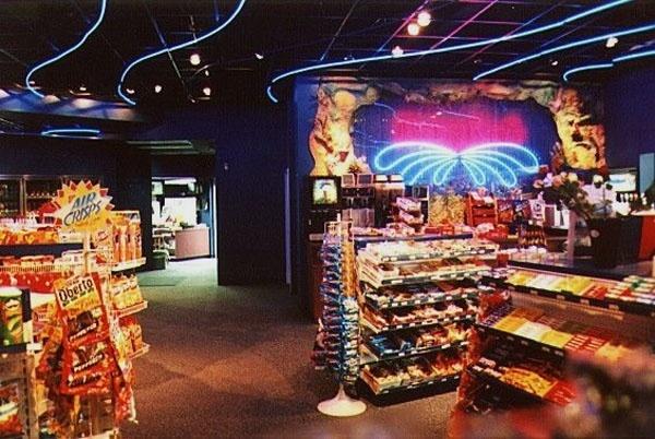 Quickmart / Carwash Retail Interior