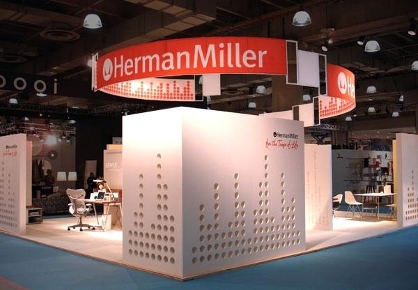 Herman Miller Trade Show Exhibit 2