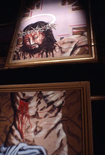 1978 - HADRIAN VII (Crucifix Detail)