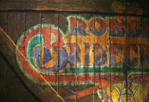 1981 - ROBBER BRIDEGROOM (Detail)