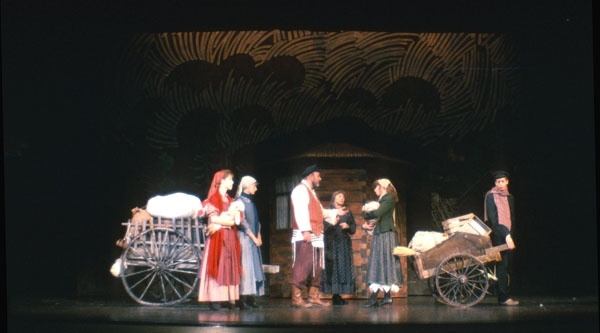 1984 - FIDDLER ON THE ROOF